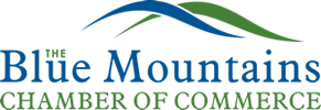 Blue Mountains Chamber of Commerce logo