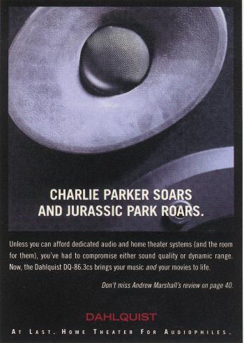 Dalhquist Charlie Parker