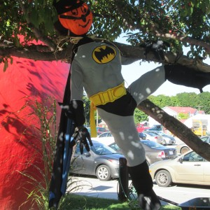 Meaford Scarecrow Invasion website design and hosting donated by myFavoriteMarketer