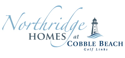 Owen Sound's Northridge Homes at Cobble Beach logo