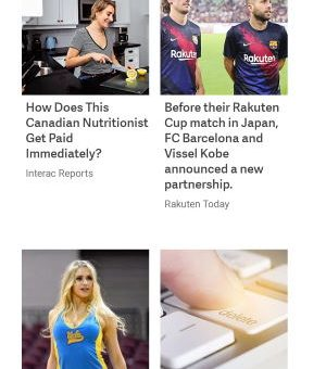 Native advertising, discovery advertising, in-feed ads.  Advertorial approach hits the digital big time.