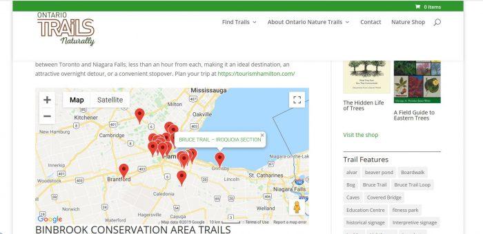 OntarioNatureTrails.com